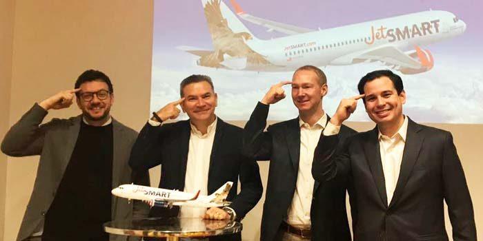 Con nuevas rutas entre regiones JetSMART anuncia pasajes desde 3000