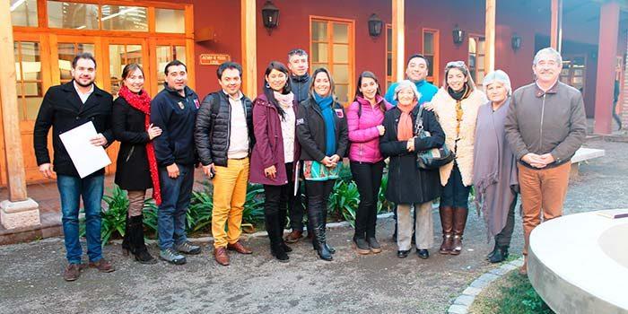 Consejo de la Sociedad Civil del Senda se reúne en Santa Cruz