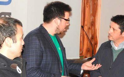 Core Emiliano Orueta participa como mentor y evaluador en proyectos de innovación agrícola