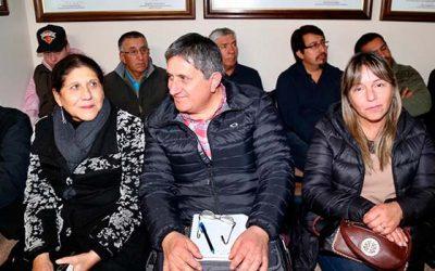 Core financia programa de innovación agrícola para apoyar a maiceros de la Región