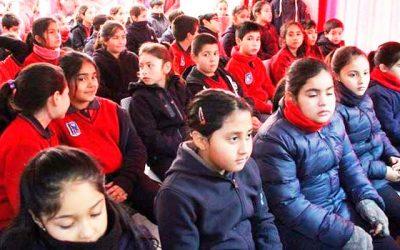 En Peralillo celebran el día internacional de la prevención