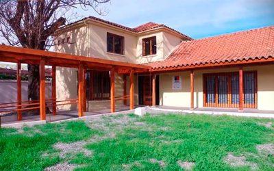 En Rancagua inauguran primera casa de la inclusión del país