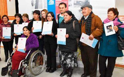 Gobierno entrega 159 subsidios habitacionales en Rengo y Mostazal
