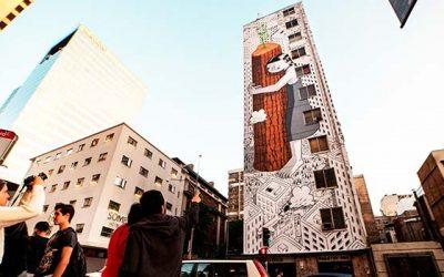 Hecho en Casa Fest Entel extiende plazo para postular a concurso de arte urbano