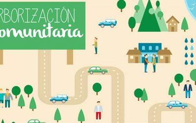 Injuv y la Conaf invitan a presentar proyectos de arborización