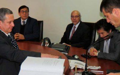 Jura nuevo ministro interino de la Corte de Apelaciones de Rancagua