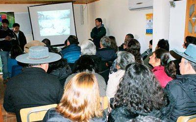 La Conaf conmemora día nacional de las plantaciones forestales en San Pedro de Alcántara