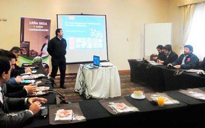 La Conaf desarrolla con éxito mesa de fiscalización forestal-ambiental en Rancagua