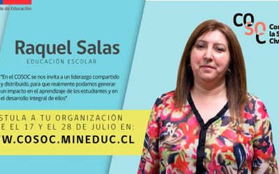 Mineduc abre proceso para elegir a nuevos integrantes del Consejo de la Sociedad Civil