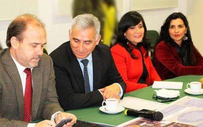 Ministros de obras públicas y transportes impulsan proyectos de conectividad en la Región