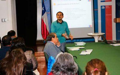 Minvu informa a pueblos originarios de sus beneficios en vivienda