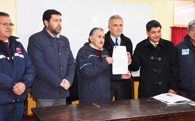 Minvu inicia construcción de nuevas viviendas en población Santa Filomena de Rancagua