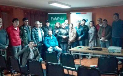 Productores ajos participan del cierre del programa Node para la exportación de ajos y sus derivados