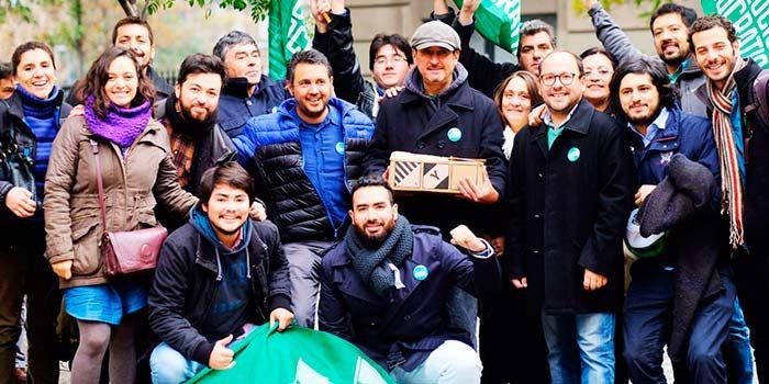 Revolución Democrática se convierte oficialmente en partido político en OHiggins
