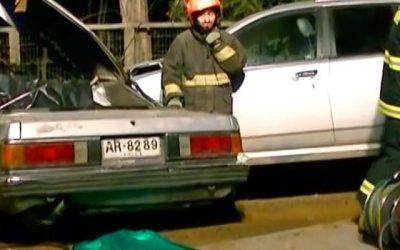 Trágico accidente en cruce de la localidad de Los Lirios