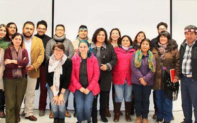 Universidad de OHiggins puso en el debate la revitalización lingüística del Mapuzungun