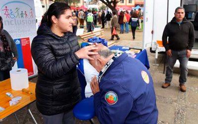 Vecinos de Rancagua participaron en jornada de Gobierno presente