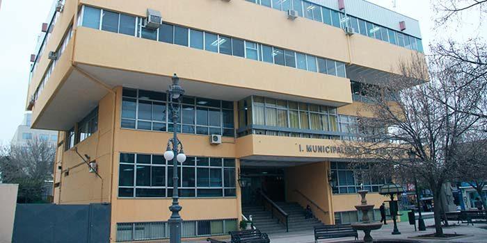 municipalidad de rancagua edificio