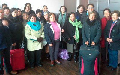 20 adultos mayores de palmilla disfrutan de hermoso viaje a Pichilemu
