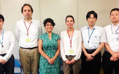 Académica de Universidad de OHiggins da a conocer líneas de investigación agronómicas en Japón