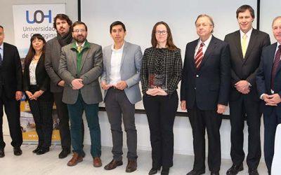 Académicos de la UOH reciben becas para realizar investigaciones en el extranjero