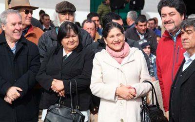 Alcaldesa de palmilla preside celebración del día del campesino con más de 500 agricultores