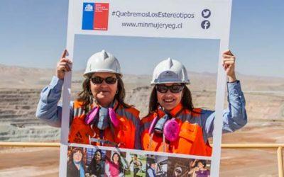 Amplían plazo concurso regional para mujeres mineras