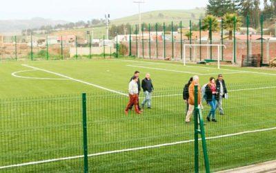Aprueban aumento de presupuesto en construcción de estadio municipal de Bucalemu