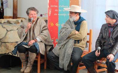 Artistas y cultores de OHiggins participan en el encuentro con identidad sur en Aysén