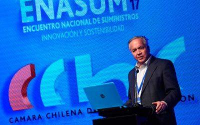CChC realiza Primer Encuentro Nacional de Suministros