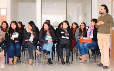 Capacitan a trabajadoras de Integra en el liderazgo y buen trato