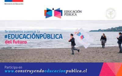 Comienza consulta ciudadana para la construcción de la nueva educación pública