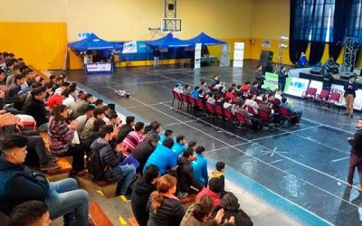 Con charla motivacional el Injuv OHiggins realiza cumbre joven