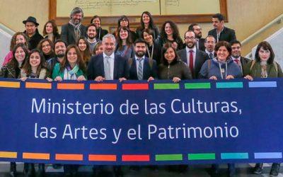 Congreso aprueba proyecto que crea Ministerio de las Culturas, las Artes y el Patrimonio