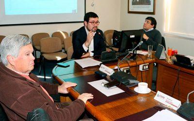 Consejo regional conoce avances en estudio y diseño del proyecto Paso Las Leñas