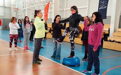 Corporación municipal de deportes de Rancagua efectuó una nueva capacitación