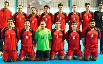 En Voleibol intensa primera fecha deja arriba a Inacap
