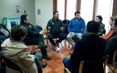 En casa de la inclusión del Senadis OHiggins se realiza primer taller para organizaciones sociales