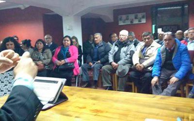 Encuentro interreligioso en Rengo reúne a personas de distintos credos religiosos