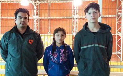 Escuela Municipal de Esgrima de Rancagua se destaca en torneo sudamericano