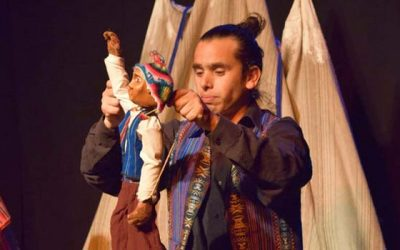 Este fin de semana se presentan en Olivar importantes obras de teatro infantil