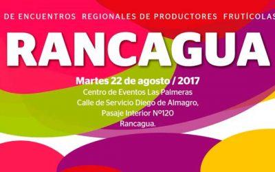 Fuerte foco en análisis de reforma al código de aguas tendrá encuentro regional de Fedefruta en Rancagua