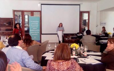 Funcionarios judiciales de Rancagua presentan propuestas para de nueva política de atención de usuarios