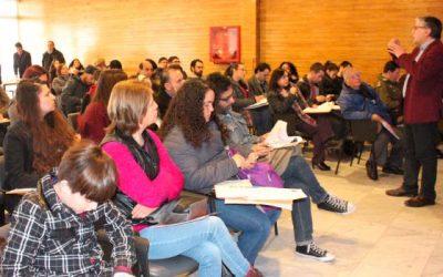 Gestores culturales, artistas y representantes del mundo privado se informan sobre la ley Valdés