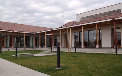 Gobierno regional inaugura edificio consistorial de Olivar