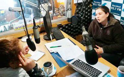 Hospital de Pichilemu inicia microespacio de educación en salud en radio Entre Olas