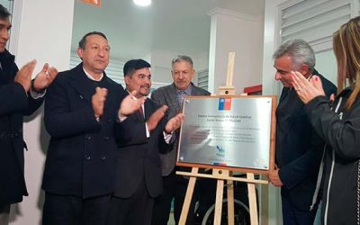 Inaugurado oficialmente el Cecosf Santa Teresa en Machalí