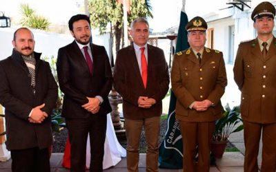 Inauguran equipos forenses para Labocar Rancagua