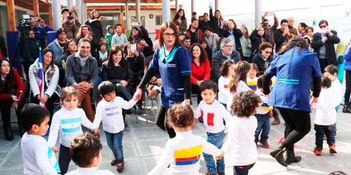 Integra inaugura jard n infantil en rancagua la noticia for Jardines integra