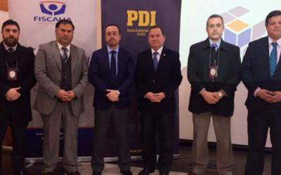 Jornada de trabajo de la PDI y Ministerio Público en materias de análisis criminal